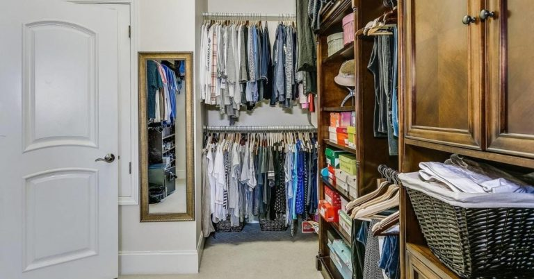 Remodeling Your Closet on a Budget