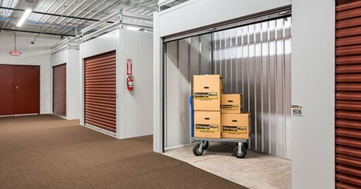 How to Choose a Storage Unit in 4 Simple Steps